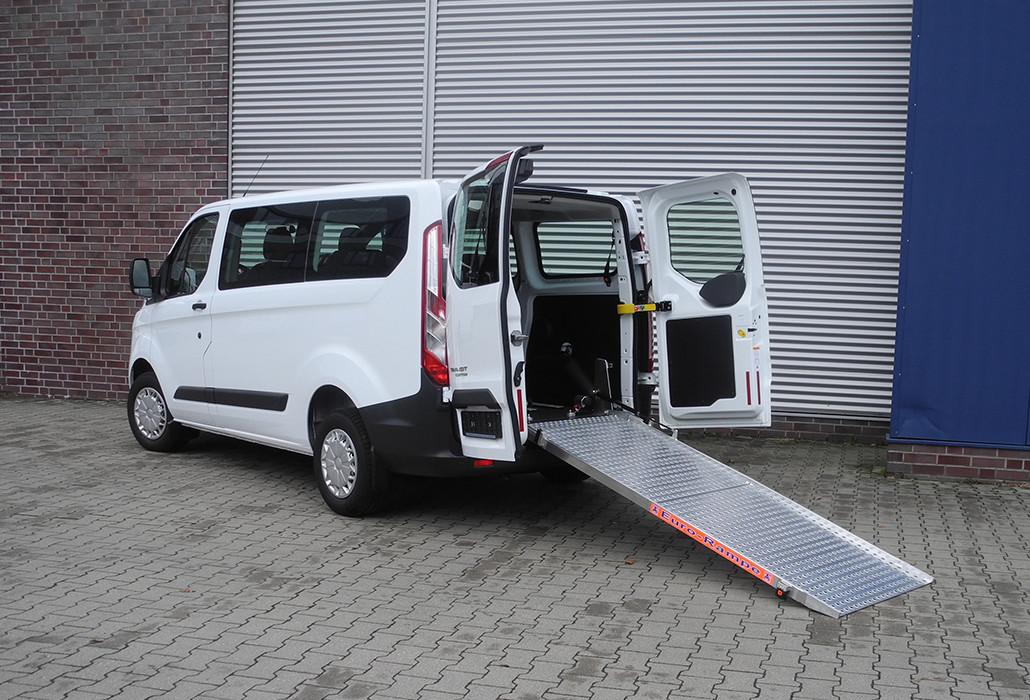 Orthotec Fahrzeugumbau Fahrzeugrampen Eurorampe