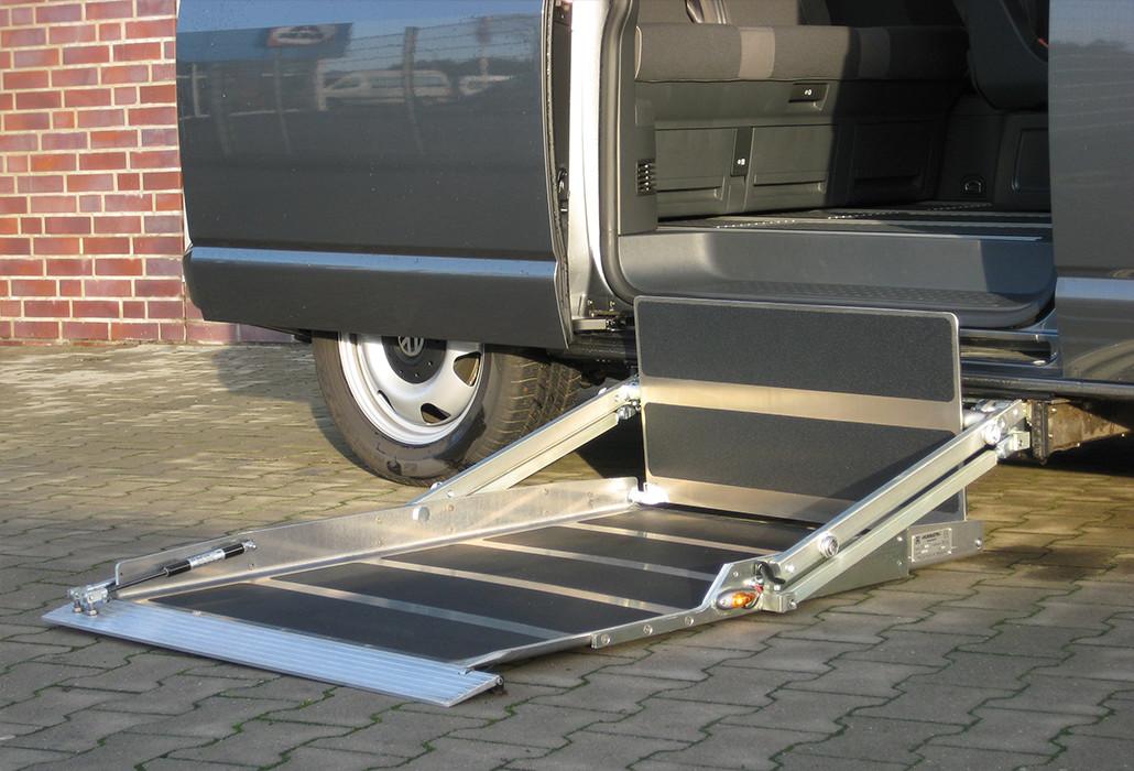Orthotec Fahrzeugumbau Rollstuhllifte Kassettenlift K90