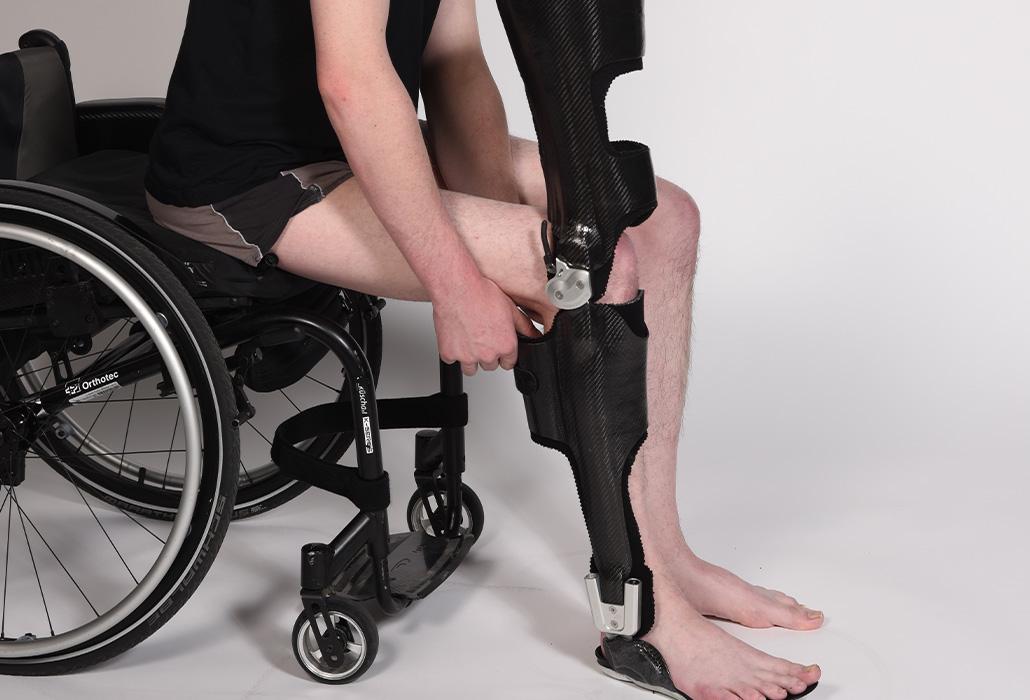 Orthotec Orthoädietechnik Oberschenkelorthese