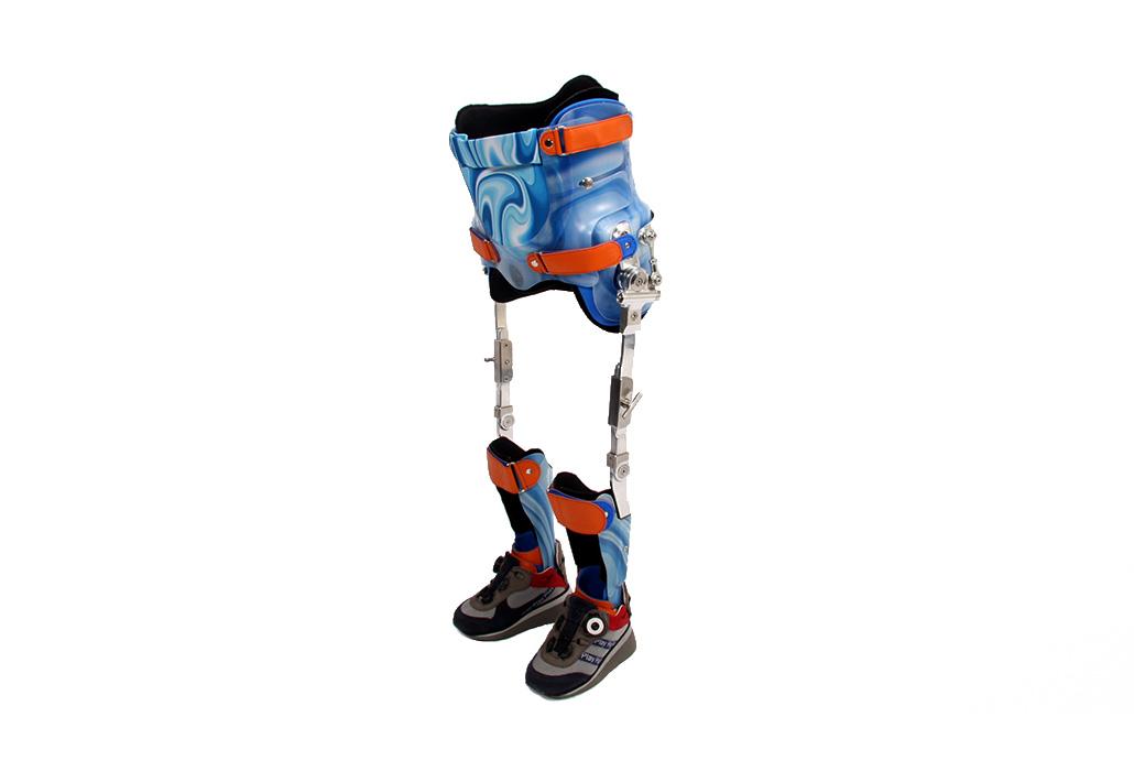 Orthotec Orthopädietechnik Orthesen reziproke Gehorthese