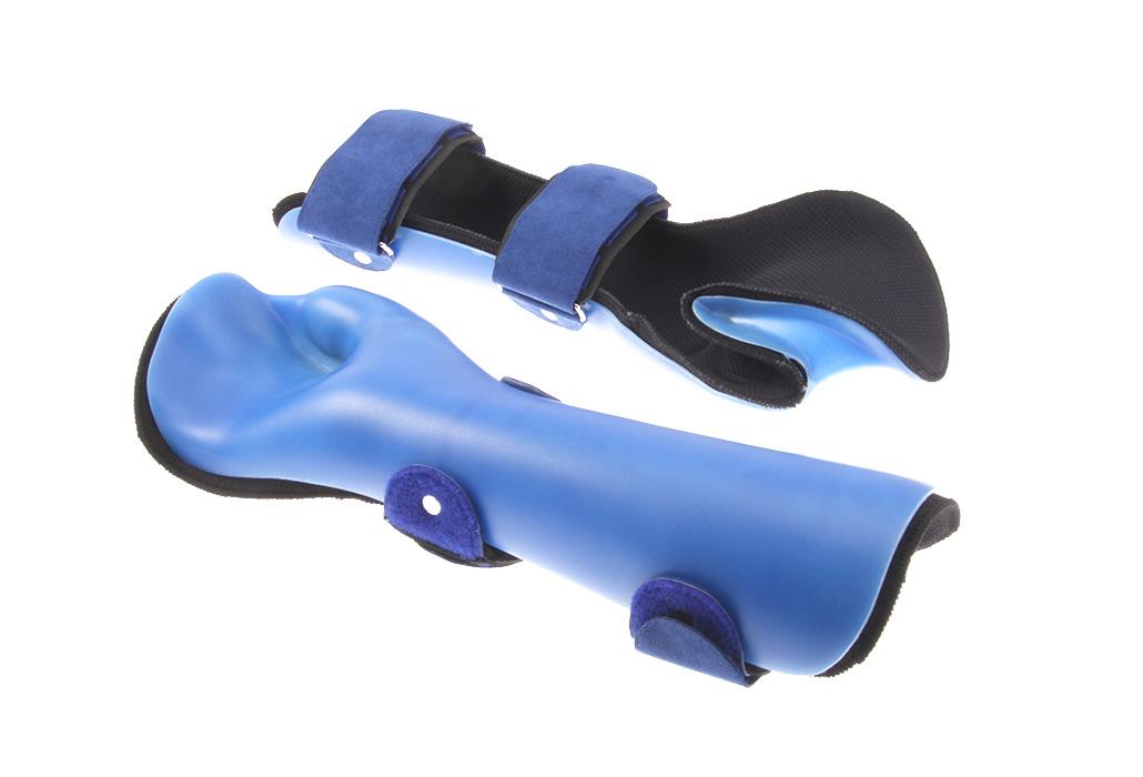 Orthotec Orthopädietechnik Orthesen Unterarmhandorthese blau