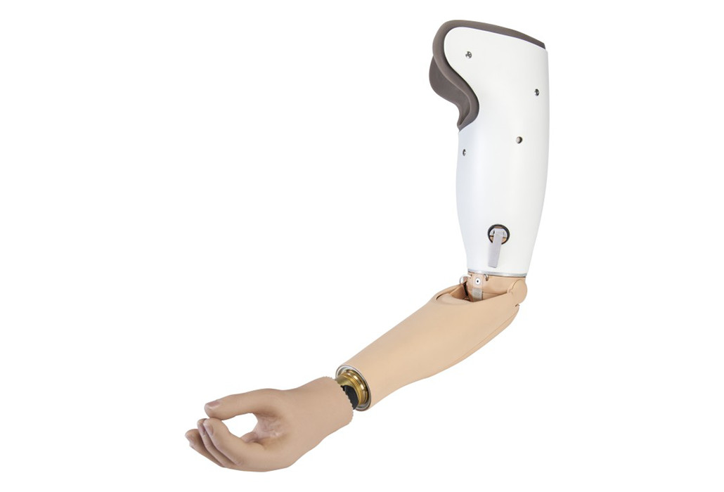Orthotec Orthopädietechnik Prothesen Elbogen- Oberarmprothesen