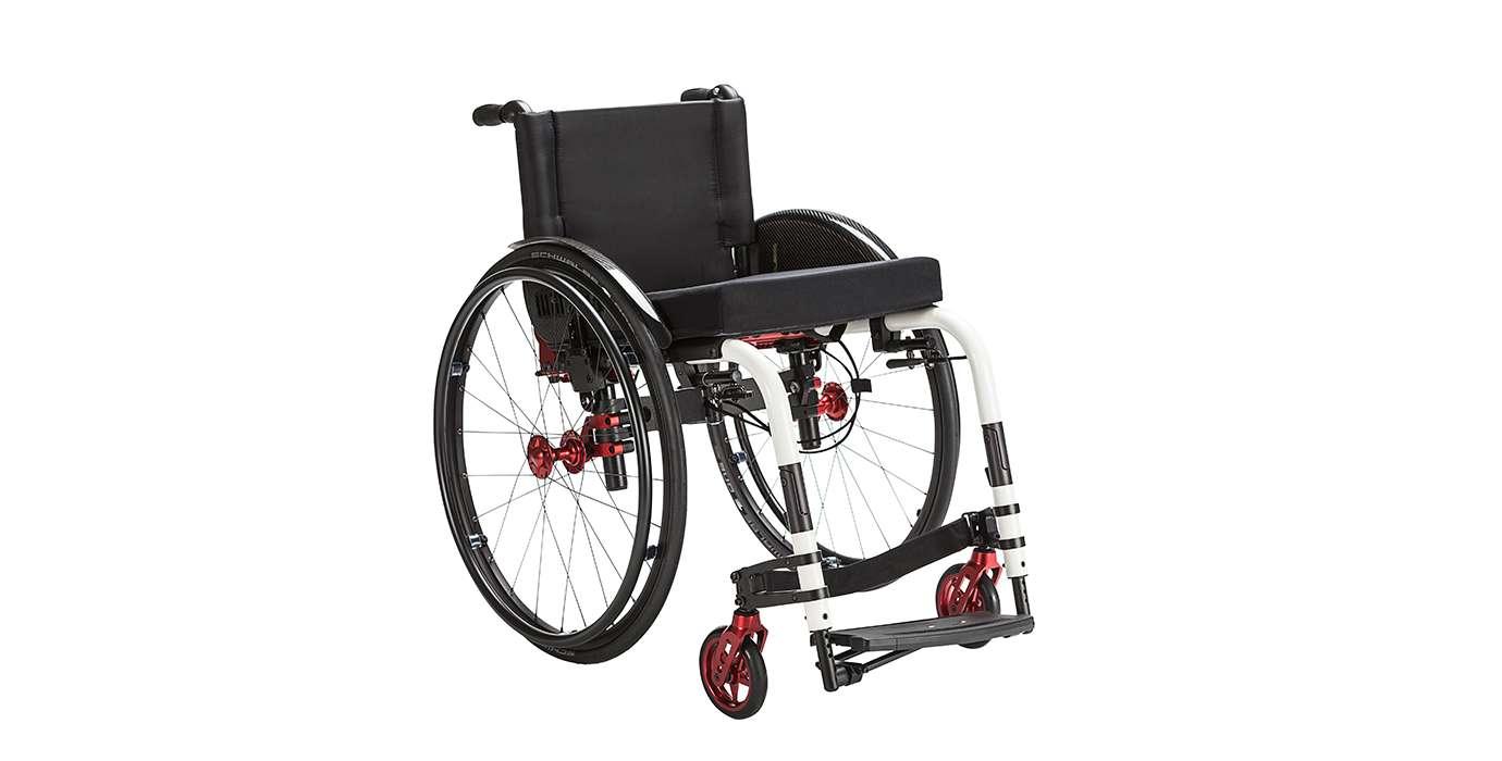 Orthotec Rehabilitationstechnik Aktiv-Rollstuhl Küschall Champion