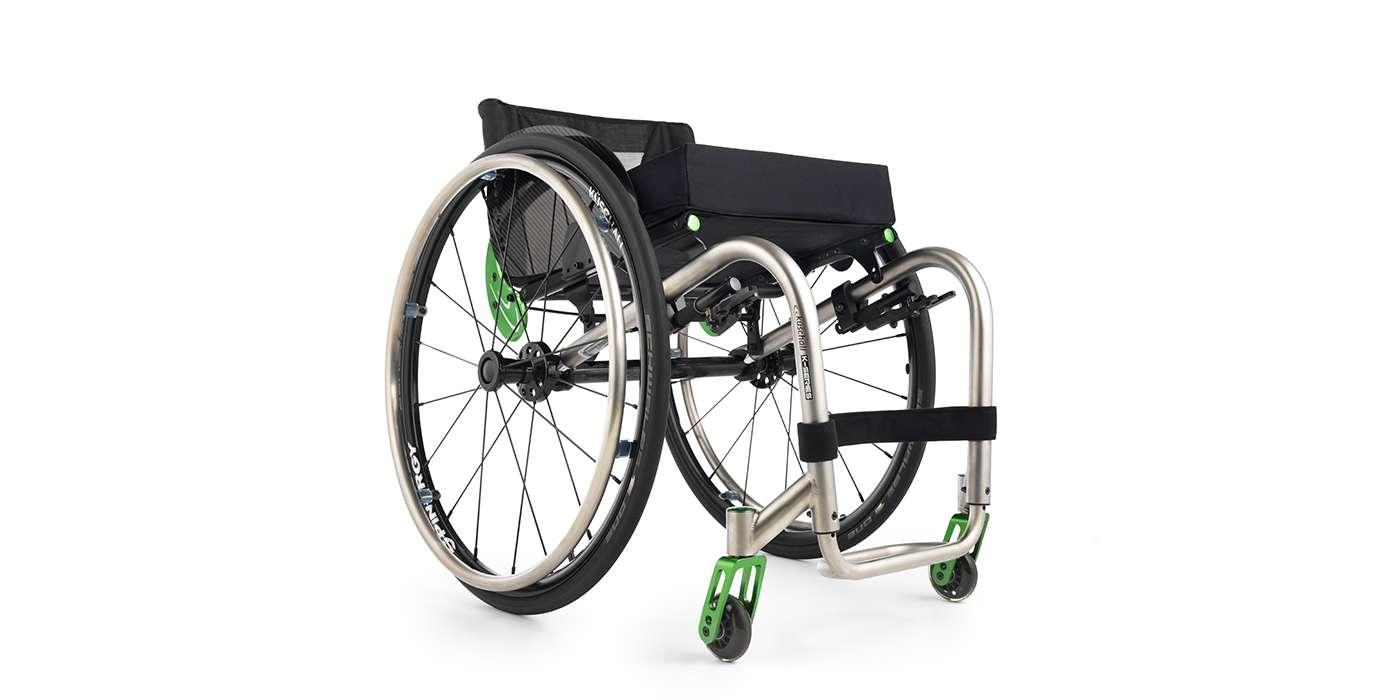 Orthotec Rehabilitationstechnik Aktiv-Rollstuhl Küschall K-SeriesOrthotec Rehabilitationstechnik Aktiv-Rollstuhl Küschall K-Series