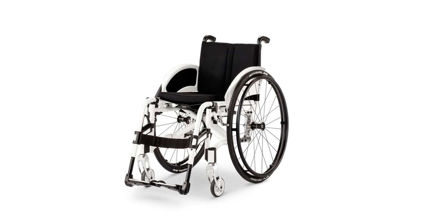 Orthotec Rehabilitationstechnik Aktiv-Rollstuhl Meyra ZX3