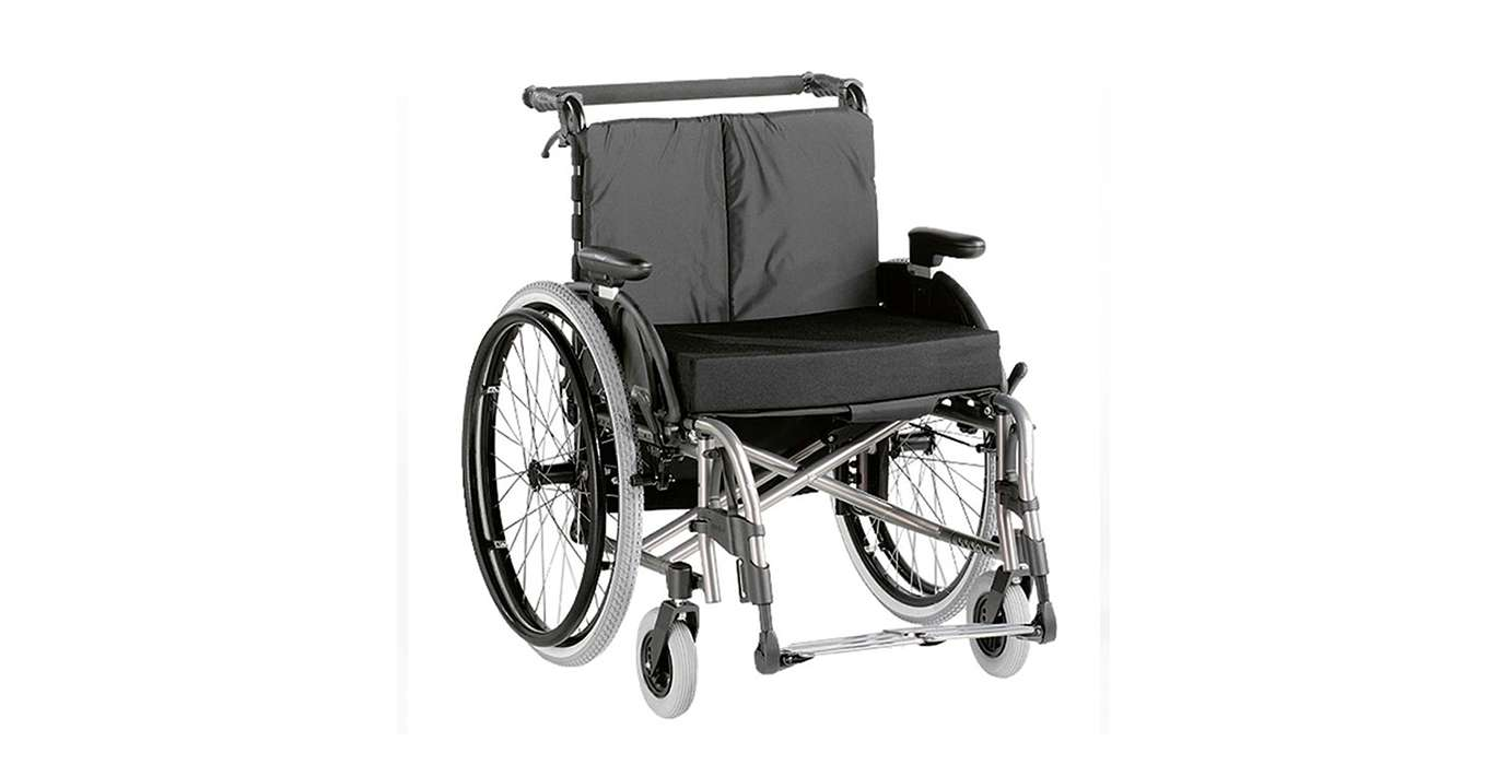 Orthotec Rehabilitationstechnik Aktiv-Rollstuhl Otto Bock Avantgarde XXL