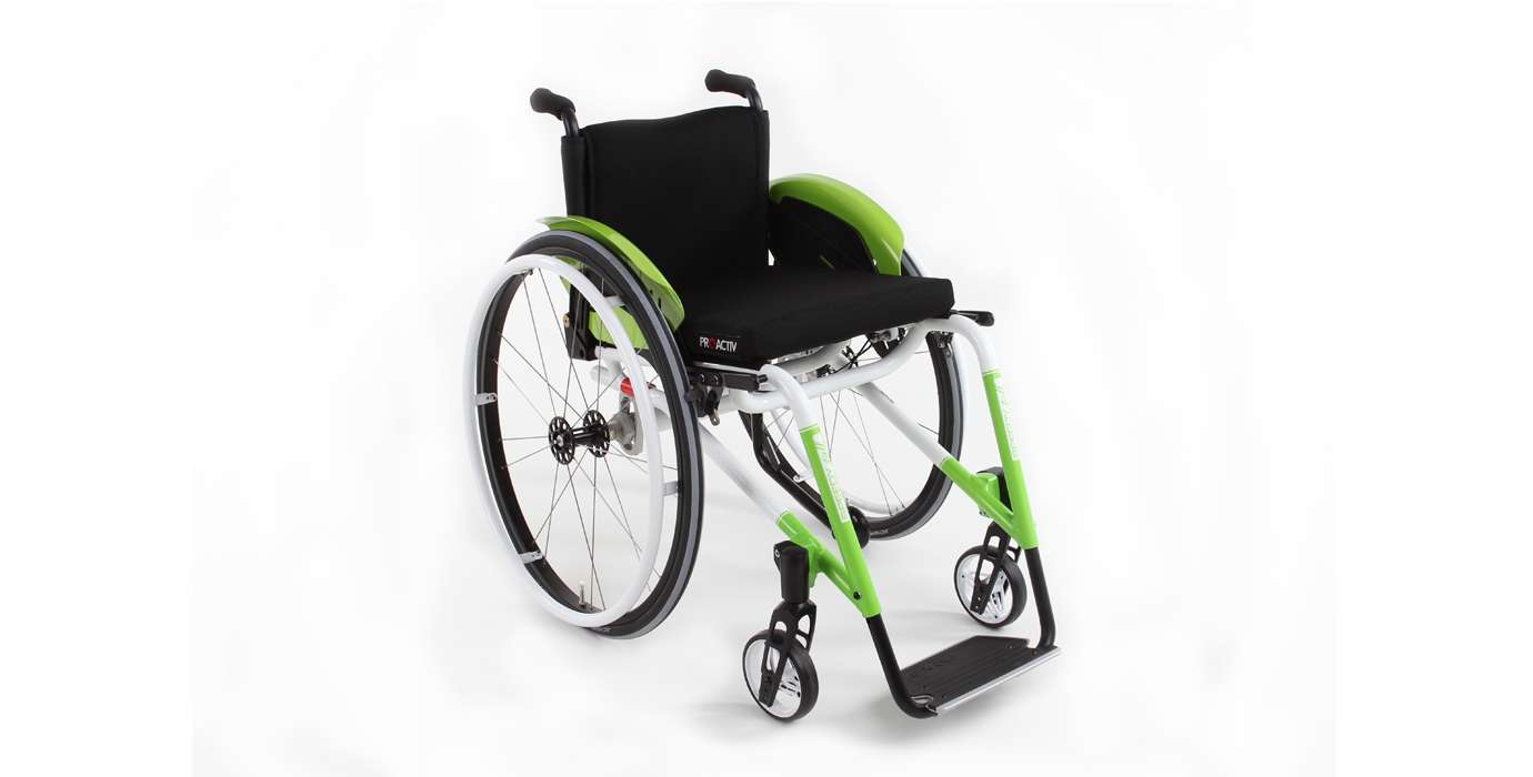 Orthotec Rehabilitationstechnik Aktiv-Rollstuhl Pro Activ Speedy4all
