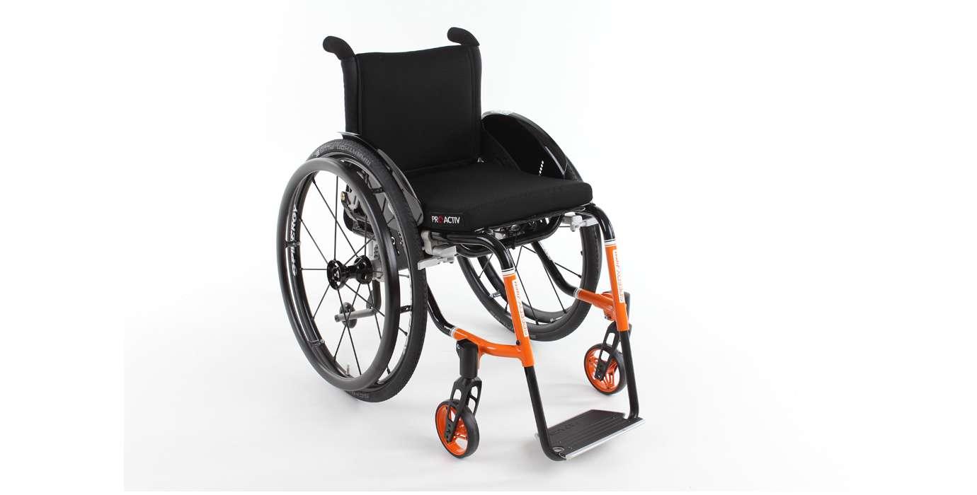 Orthotec Rehabilitationstechnik Aktiv-Rollstuhl Pro Activ Speedy4you