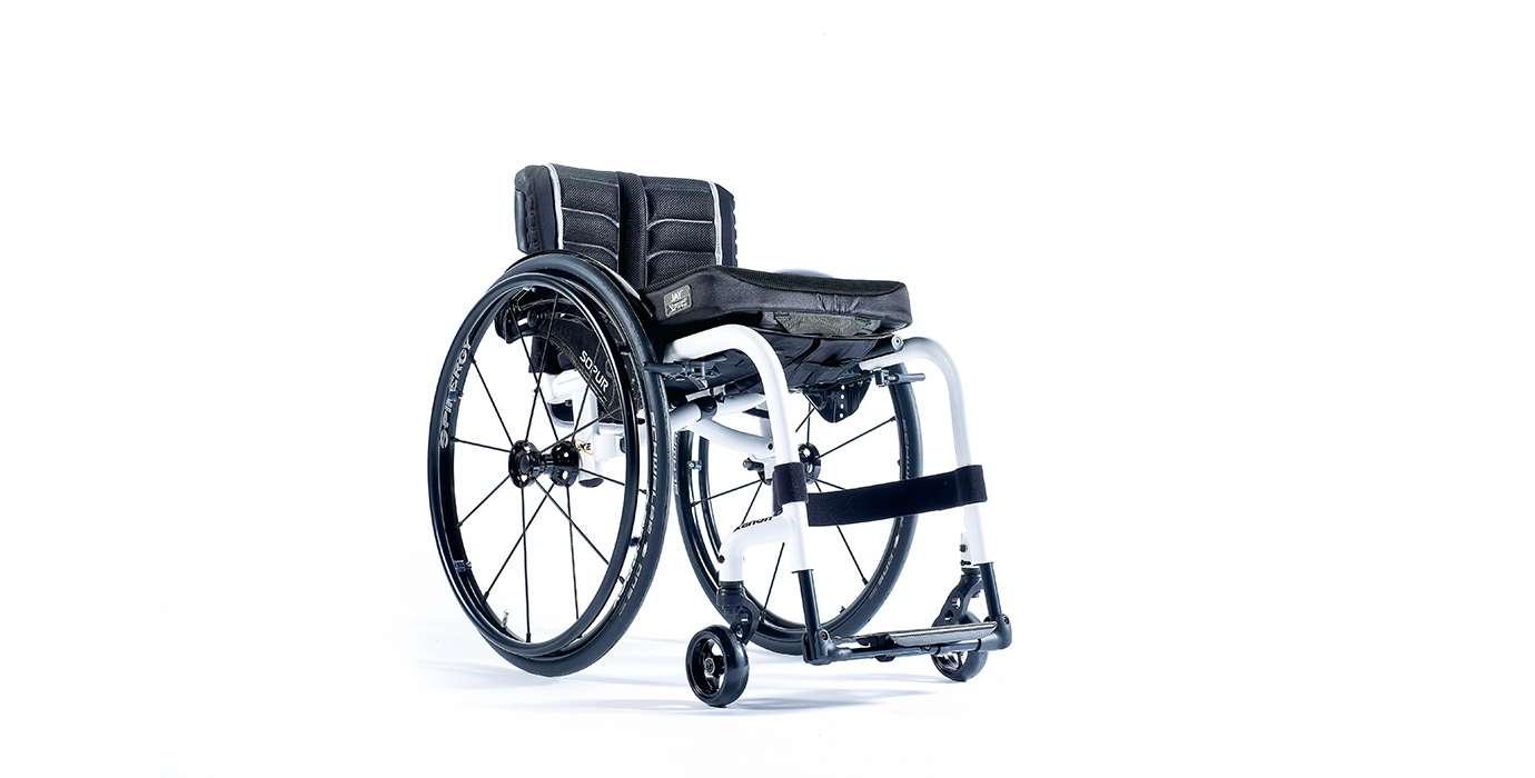 Orthotec Rehabilitationstechnik Aktiv-Rollstuhl Sunrise Sopur Xenon2