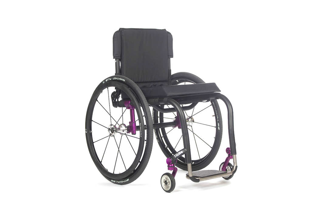 Orthotec Rehabilitationstechnik Aktiv-Rollstuhl TiLite Aero Z