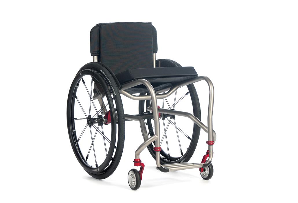 Orthotec Rehabilitationstechnik Aktiv-Rollstuhl TiLite TR