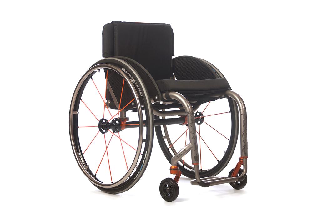 Orthotec Rehabilitationstechnik Aktiv-Rollstuhl TiLite ZR