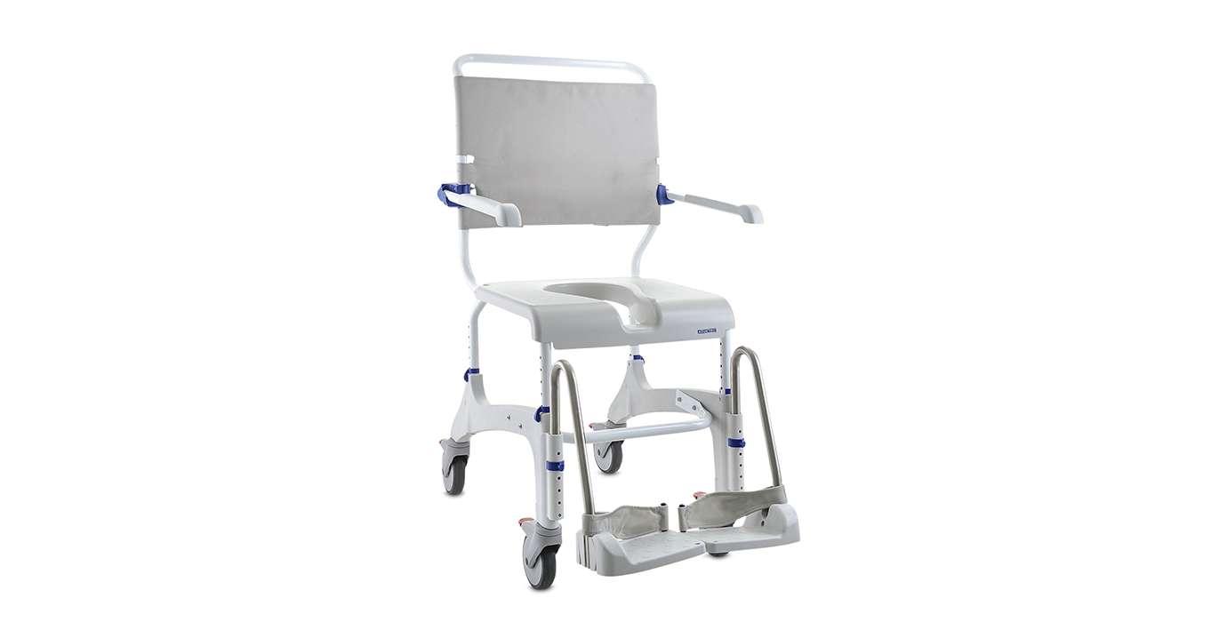 Orthotec Rehabilitationstechnik Dusch-Rollstuhl Invacare Ocean