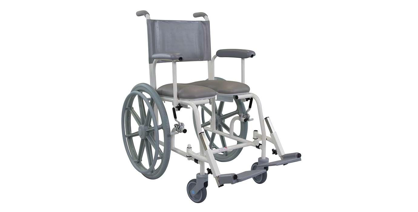 Orthotec Rehabilitationstechnik Dusch-Rollstuhl Prism T70