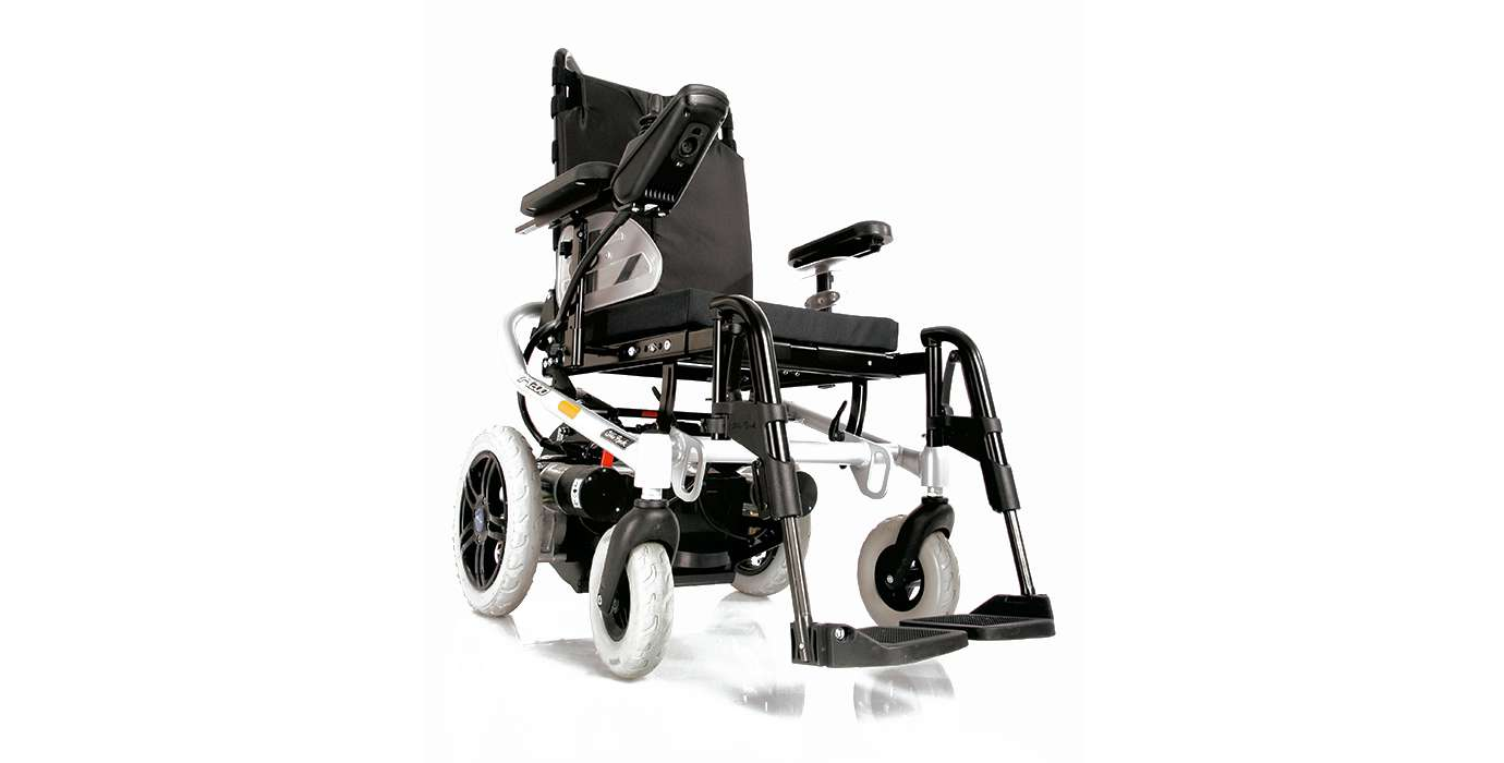 Orthotec Rehabilitationstechnik Elektro-Rollstuhl Innenbereich Otto Bock A 200