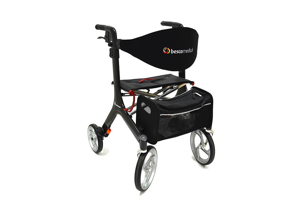Orthotec Rehabilitationstechnik Geh- und Stehhilfen Rollator Besco Med