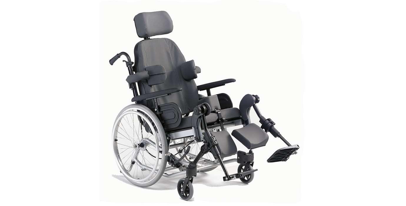 Orthotec Rehabilitationstechnik Pflege-Rollstuhl Invacare Rea Clematis