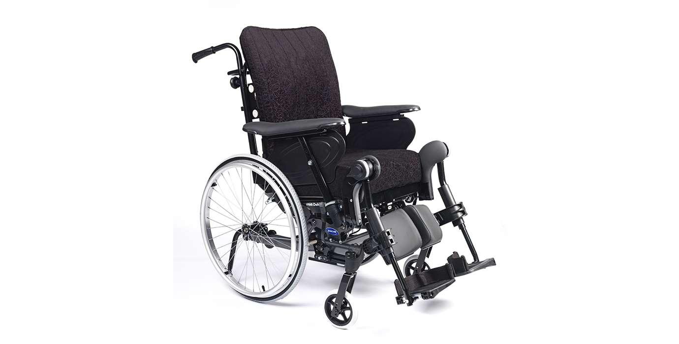 Orthotec Rehabilitationstechnik Pflege-Rollstuhl Invacare Rea Dahlia
