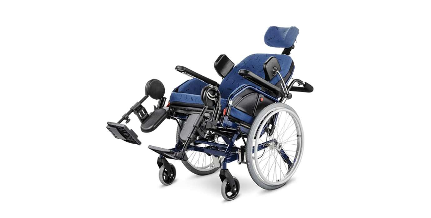 Orthotec Rehabilitationstechnik Pflege-Rollstuhl Meyra Motivo
