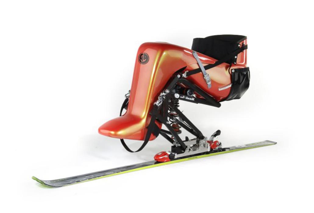 Orthotec Rehabilitationstechnik Sportgeraete Ski Bob Praschberger Racer