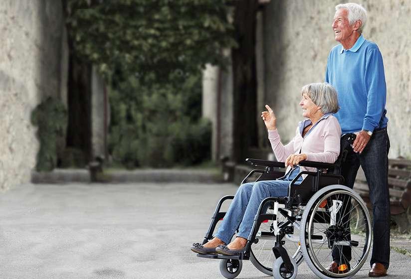 Orthotec Rehabilitationstechnik Standard- und Modular-Rollstuhl Dietz Caneo_S
