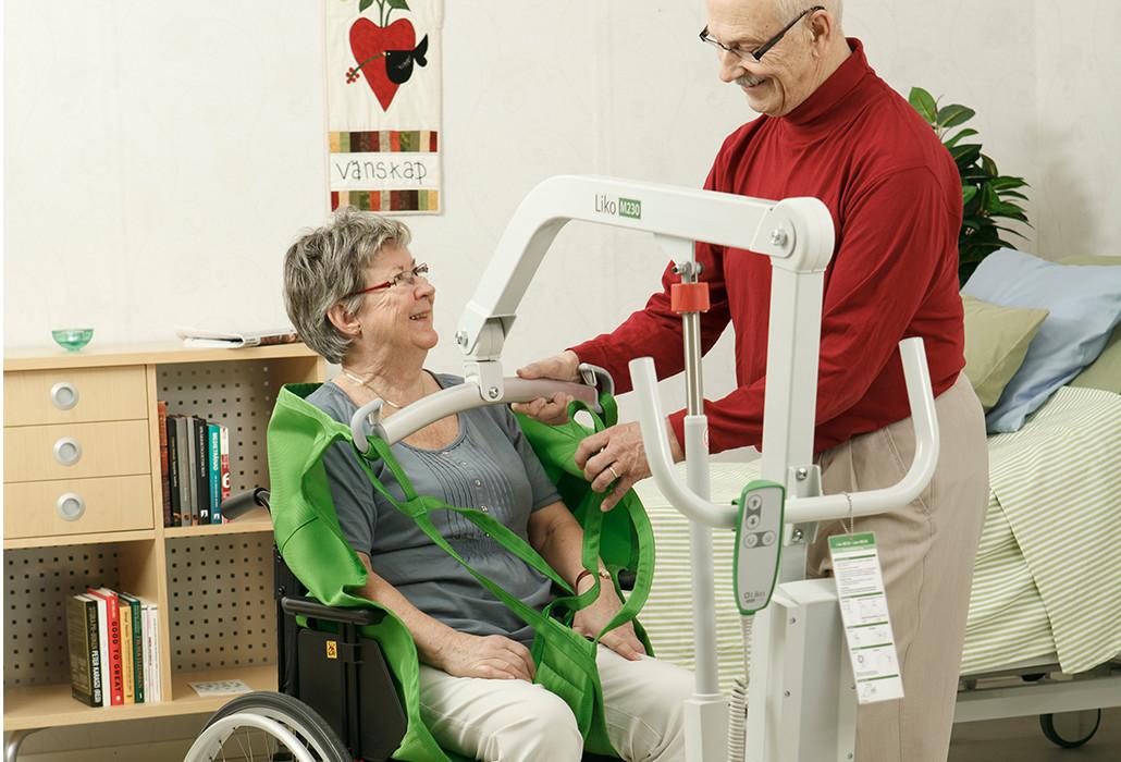 Orthotec Rehabilitationstechnik Transferhilfen Patientenlifter Hill Rom Homecare