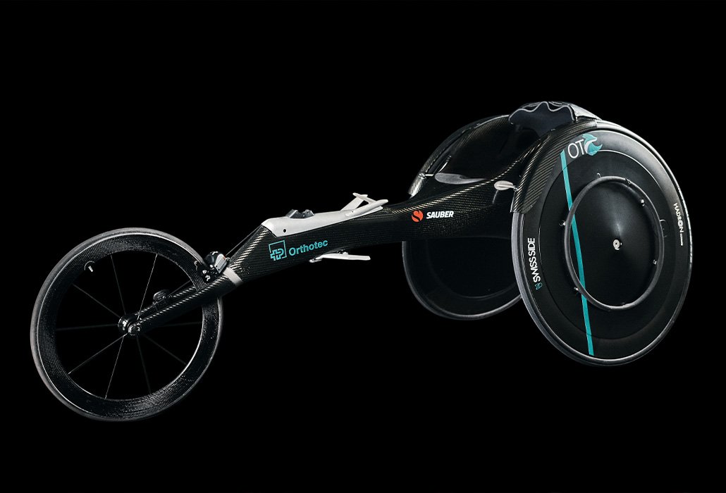 Orthotec Rollstuhlsport Rennrollstuhl OT FOXX M1