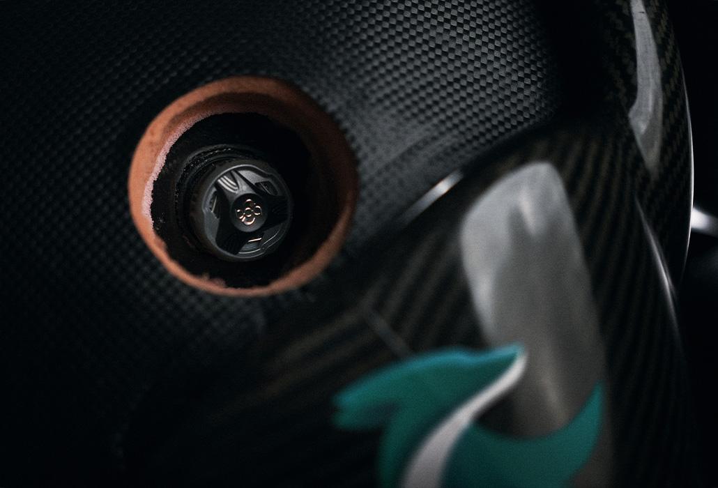 Orthotec Rollstuhlsport OT FOXX Dorsal Fixation