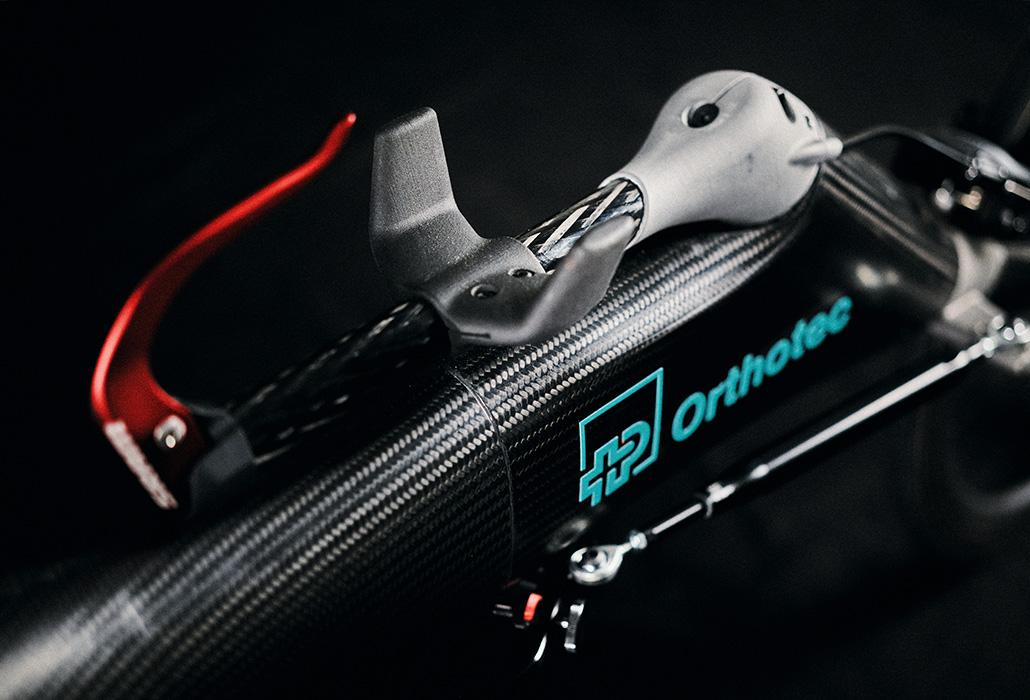 Orthotec Rollstuhlsport OT FOXX p1 Lenkung