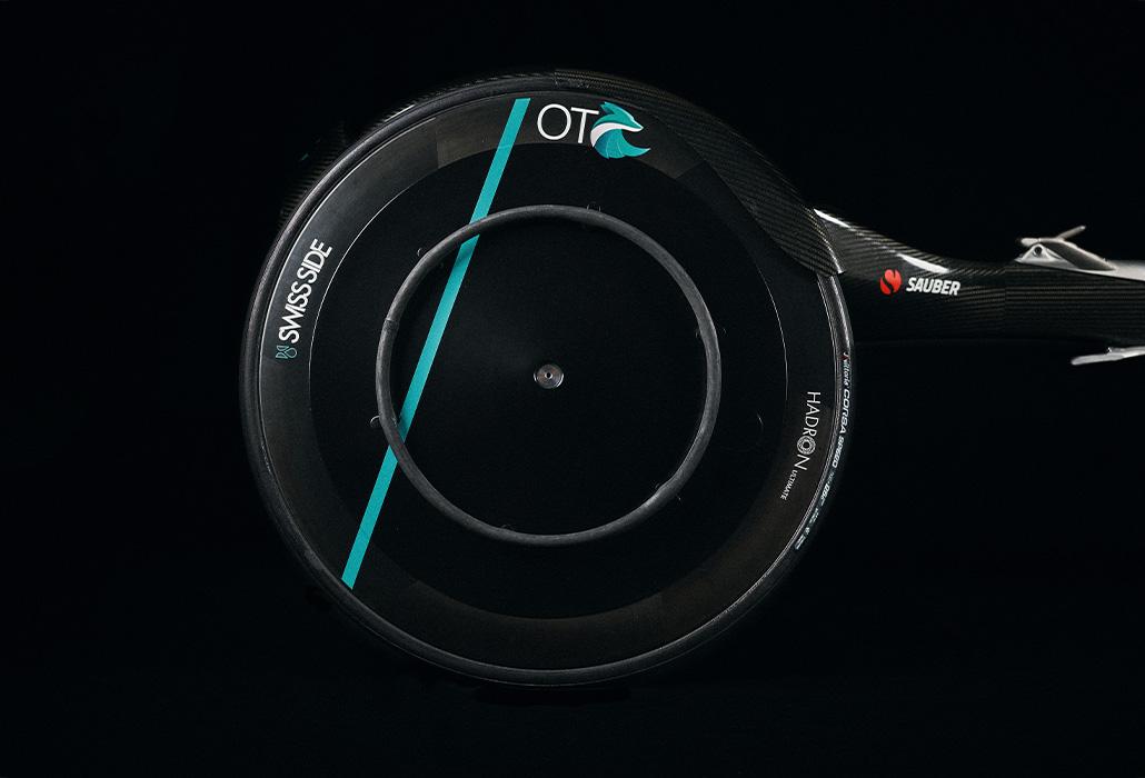 Orthotec Rollstuhlsport OT FOXX  SWISS SIDE Rad