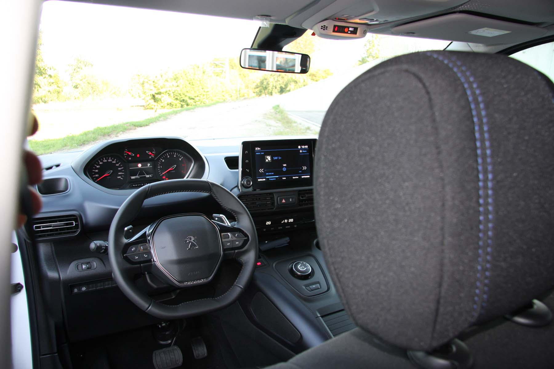 Orthotec Peugeot Rifter