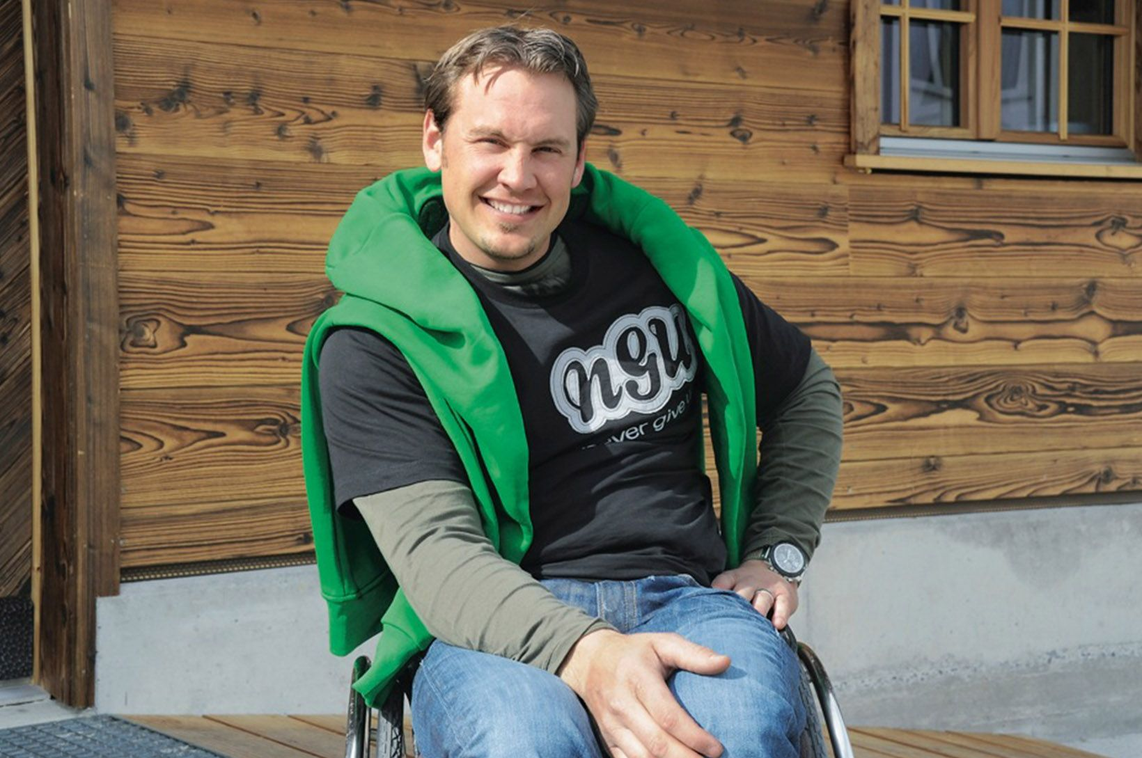 Silvano Beltrametti Homöopathie Schweizer Paraplegiker Zentrum
