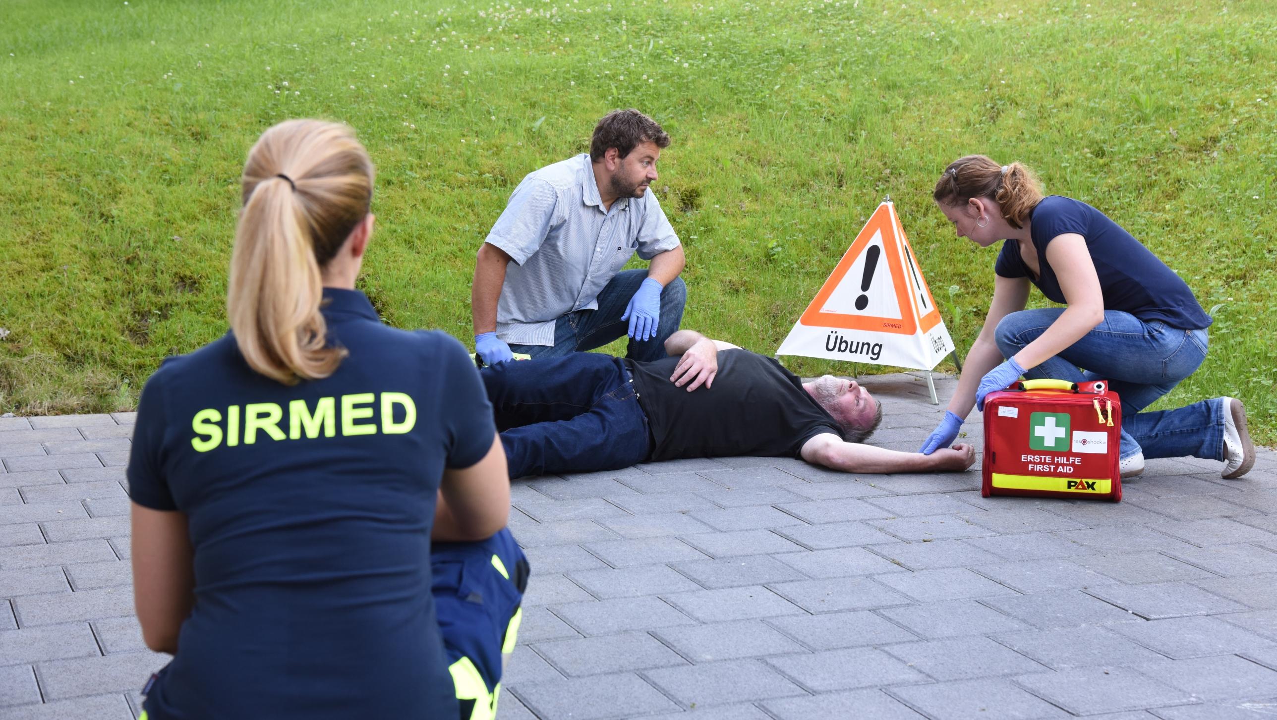 Sirmed - Schweizer Institut für Rettungsmedizin
