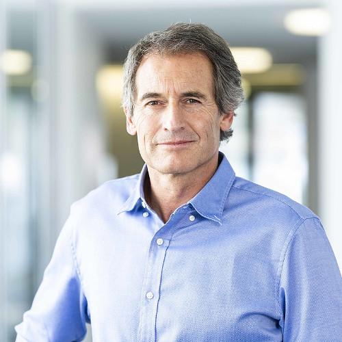 Verwaltungsratspräsident SIRMED Dr. Stefan Metzker