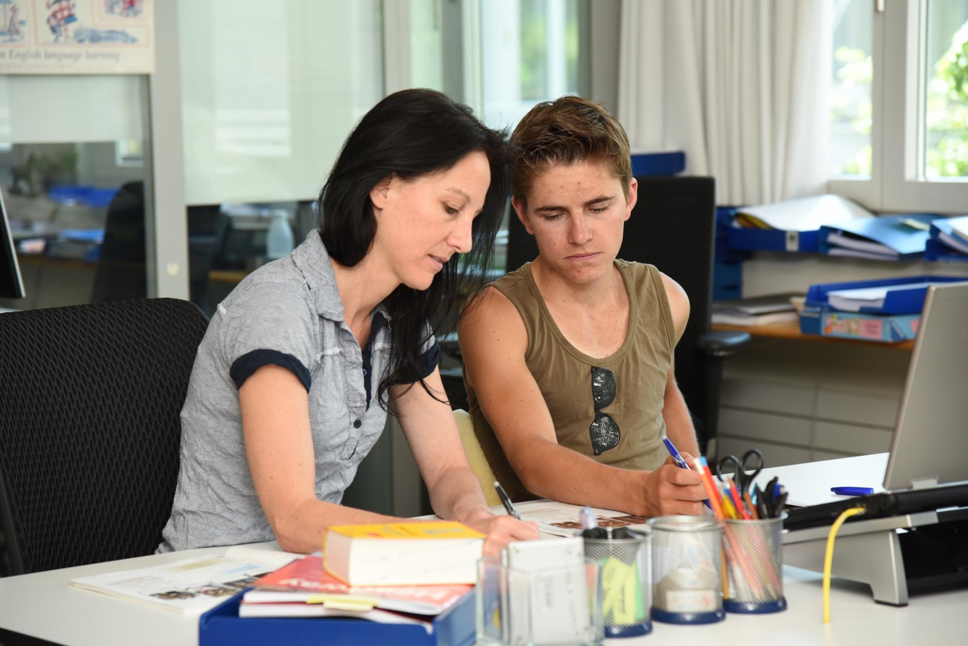 Spendenprojekt Parawork - Schulunterricht und Schulstandswahrung
