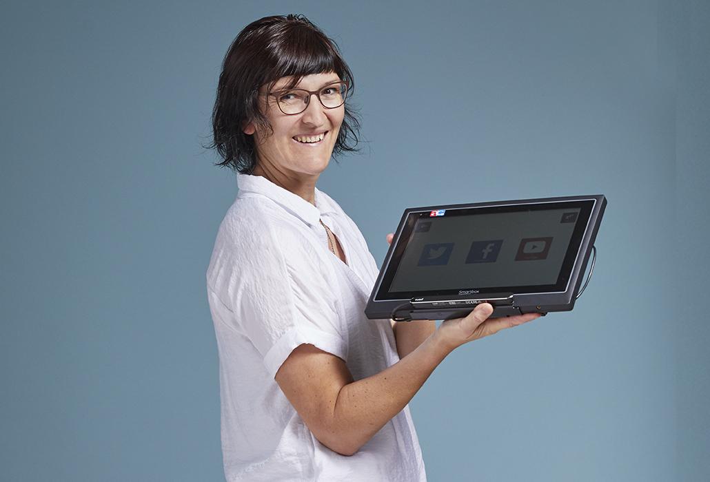 Beste Arbeitgeberin 2021 Verena Brügger
