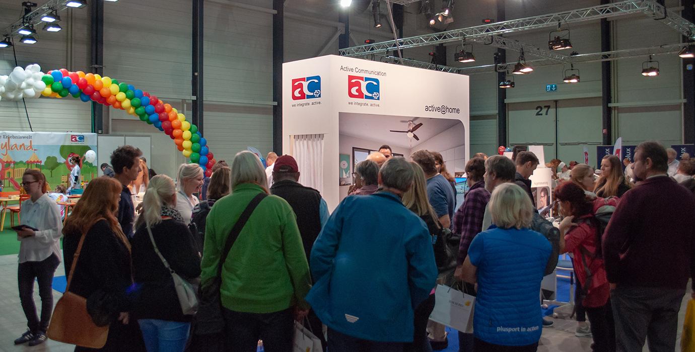 Rund 10'000 Besucher zählte die Swiss Handicap.
