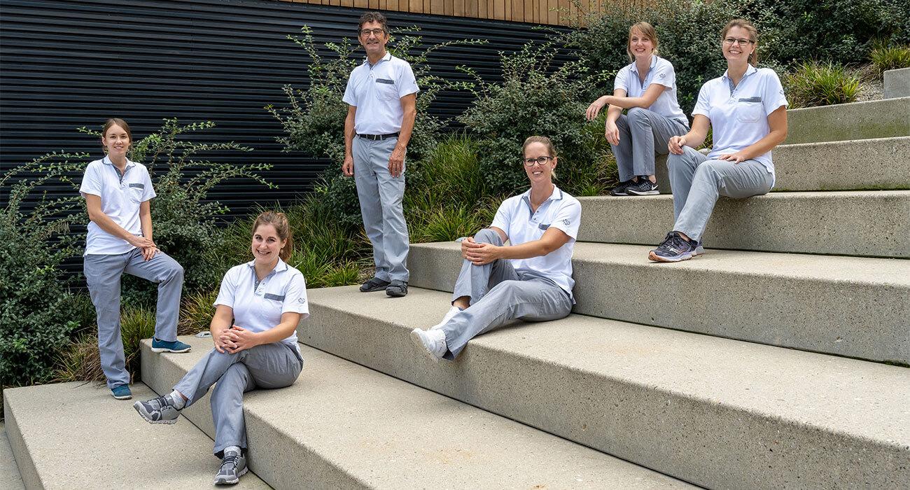 Team Logopädie Schweizer Paraplegiker-Zentrum