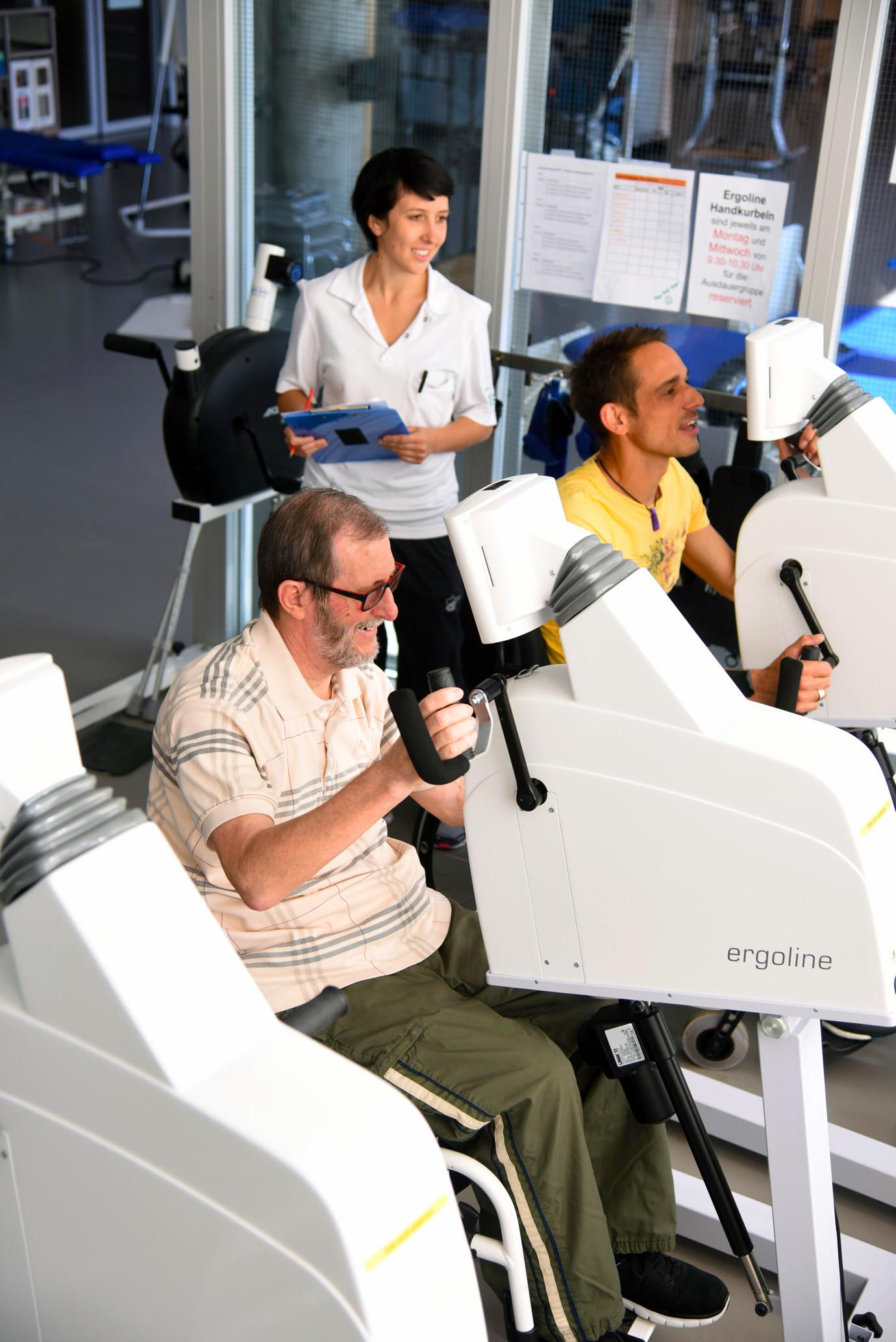 Sporttherapie Ausdauertraining