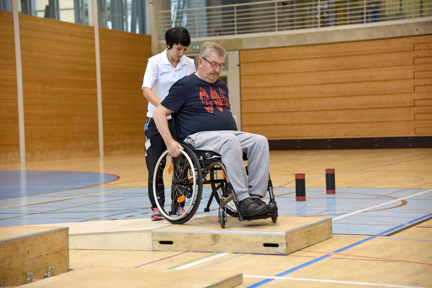Sporttherapie Mobilitätstraining