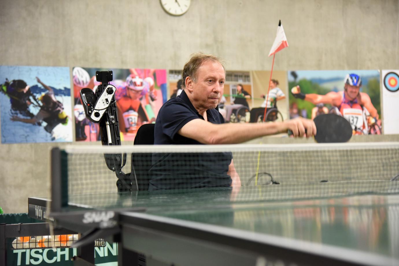 Sporttherapie Tischtennis