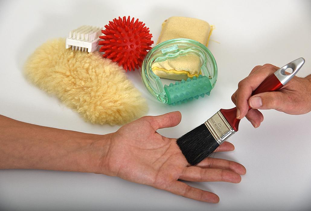 Ergotherapie im Zentrum für Schmerzmedizin