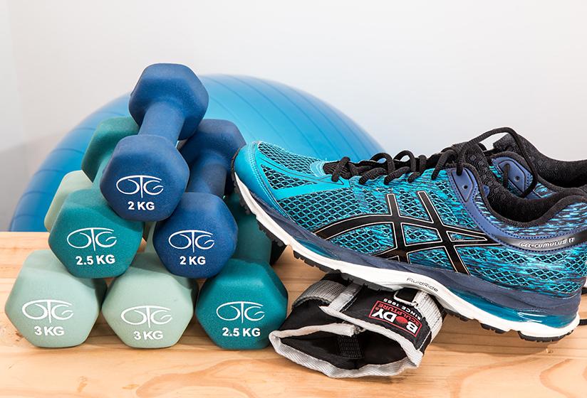 Sporttherapie für chronische Schmerzpatienten im ZSM