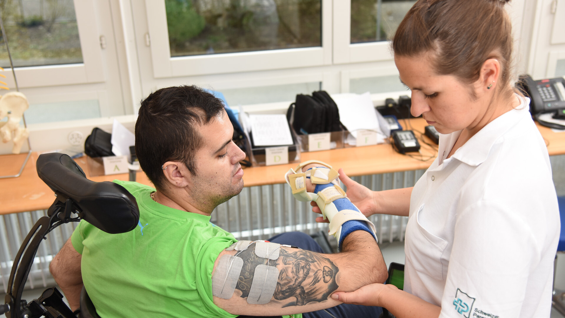 Rehabilitation - Physiotherapie