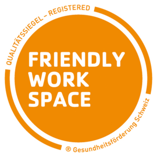 Friendly Work Space Logo